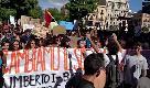 Fridays for Future, a Palermo estremisti di Forza Nuova allontanati dal corteo