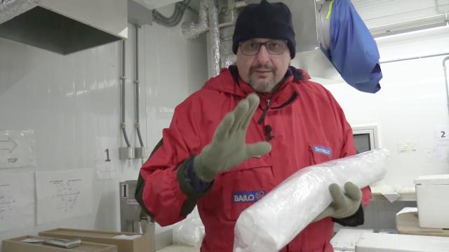 """La lezione dai glaciologi della Bicocca, a 50° sotto zero: """"In 800mila anni mai così tanti gas serra"""""""