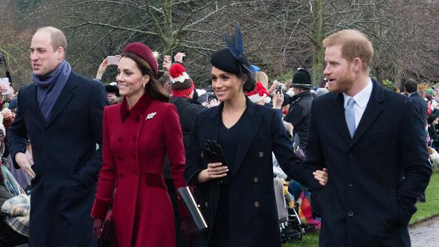 I Fab Four sono tornati: William, Kate, Harry e Meghan insieme per una campagna sulla salute mentale