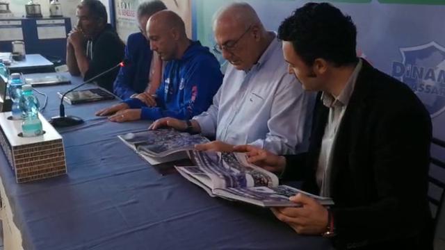 Una Dinamo da sogno, presentato alla Club House il libro edito dalla Nuova Sardegna