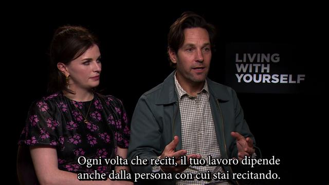 Living with Yourself, Paul Rudd si sdoppia nella nuova serie Netflix