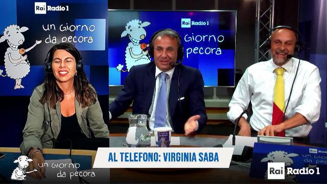 """Virginia Saba: """"Preparo sempre il caffè a Luigi. Si è esercitato con me con l'inglese"""""""