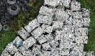 Montagne di rifiuti italiani abbandonati in Polonia, il video denuncia di Greenpeace