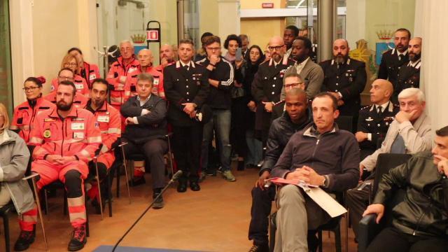 Salva la vita a una donna: profugo premiato a Soliera - Gazzetta di Modena