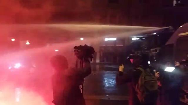 Salvini a Bologna, piazza Maggiore strapiena di