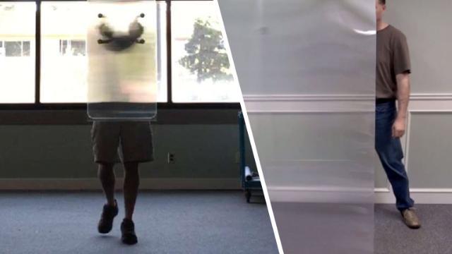 Il materiale che rende invisibili esiste, ecco come funziona l'invenzione a scopi militari - La Stampa