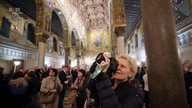 Il lungo inverno del turismo siciliano, cresce solo Palermo