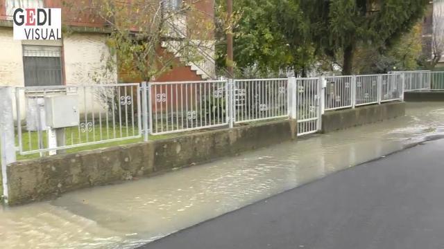 Maltempo a Soliera: strade e campi allagati - Gazzetta di Modena