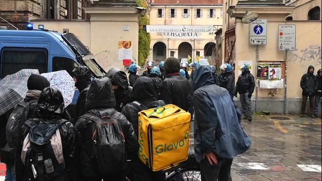 Sgombero Cavallerizza, il questore di Torino: