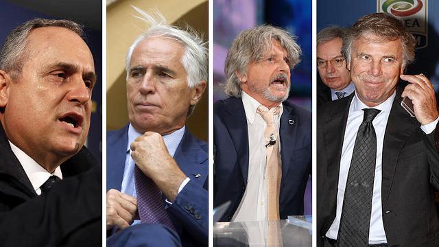Esclusiva: l'audio segreto dell'elezione (contestata) del dimissionario Micciché a capo della Lega Calcio