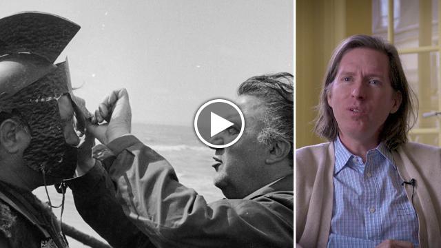Wes Anderson Celebra I 100 Anni Di Fellini Cosi Mi Ha Ispirato A