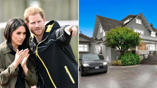 Ecco la nuova casa di Meghan e Harry in Canada, una super villa da 35 milioni di dollari