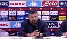 """Napoli, Gattuso: """"Ho rivisto il veleno, ma non mi fido"""""""