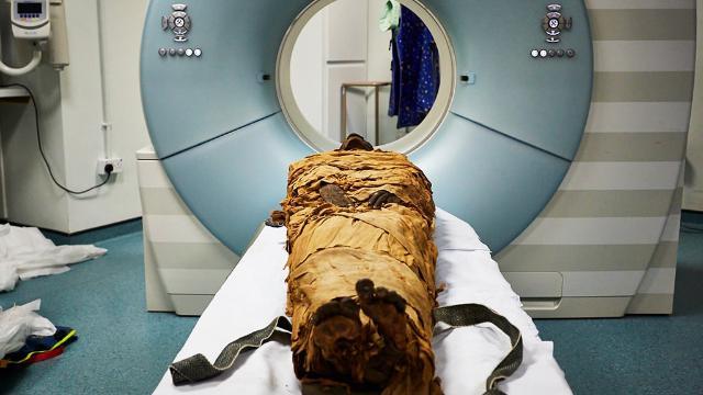 Riprodotta la voce della mummia di un sacerdote egizio di 3 mila anni fa
