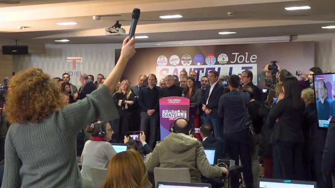 E Morta Jole Santelli Presidente Della Regione Calabria La Repubblica