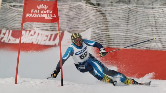 Macugnaga, campione di sci a 87 anni. La sua ultima conquista? Tre ori mondiali
