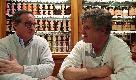 con Mauro Morandin maestro pasticcere a Saint Vincent