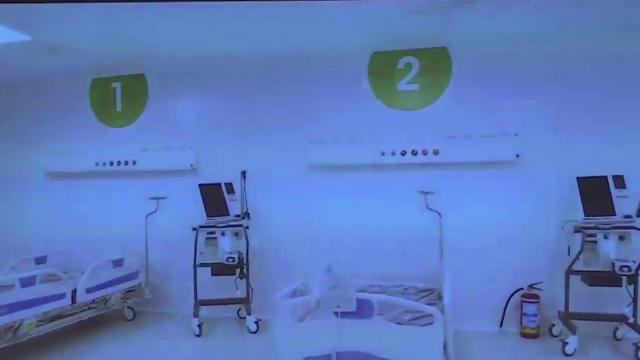 Coronavirus, Milano inaugura il nuovo ospedale in Fiera: