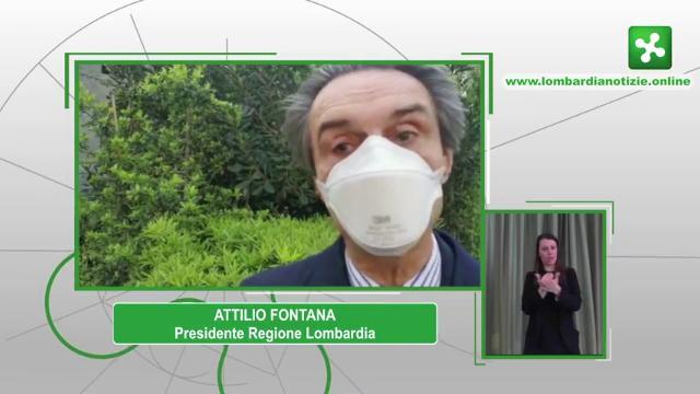 Coronavirus, in Lombardia mascherine gratis per i cittadini. Foroni: