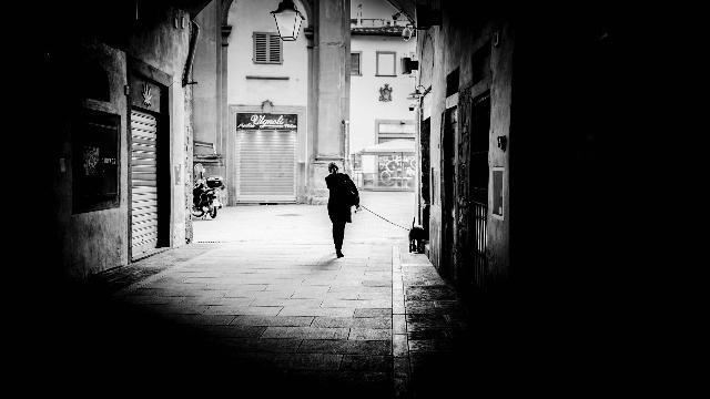 Firenze, coronavirus: cartoline dal deserto urbano