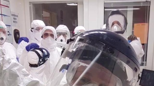 Coronavirus, la battaglia di Careggi: