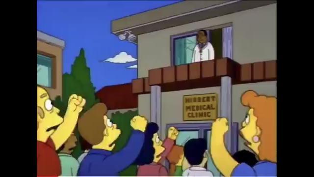 Coronavirus e api assassine, i Simpson avevano predetto anche questo