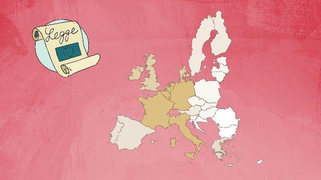 9 maggio giorno dell'Europa: ecco che cos'è l'Unione Europea spiegata con un cartoon