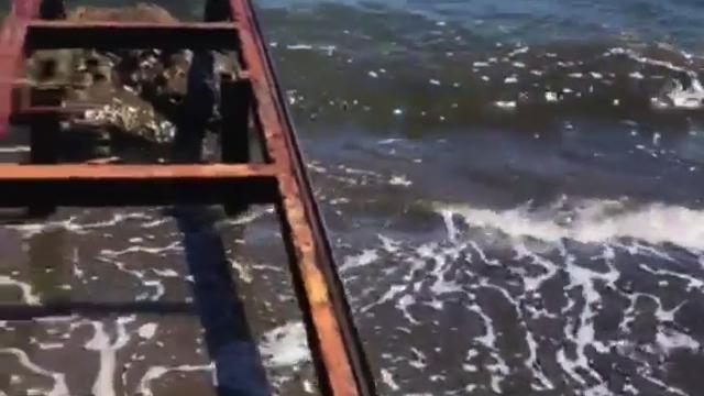 """Ischia, scarichi abusivi in mare. Il ministro: """"Li abbiamo presi"""""""