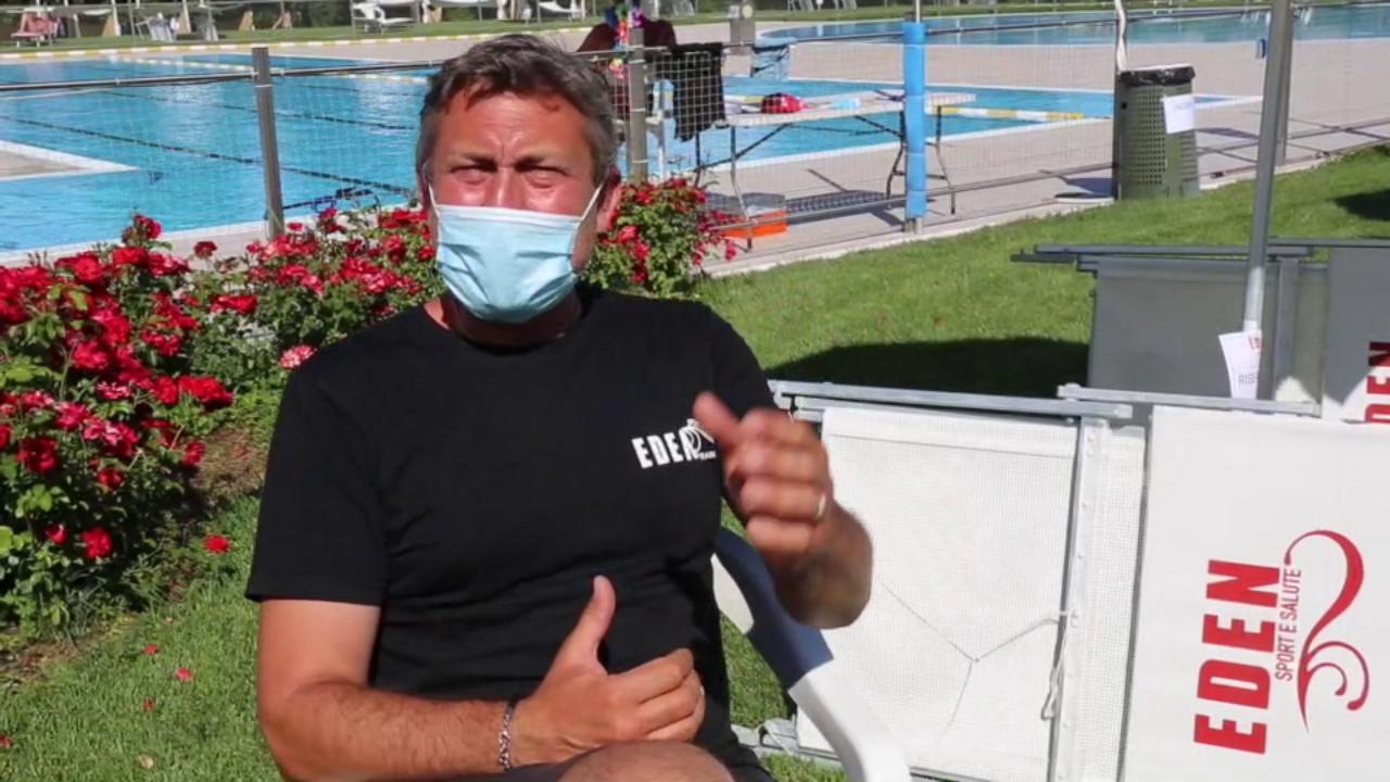 Coronavirus Intervista Al Titolare Della Palestra Eden Dopo La Riapertura Gazzetta Di Reggio