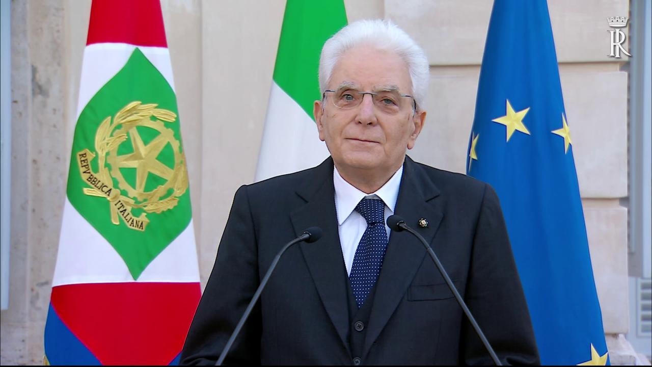 Festa della Repubblica e coronavirus, il discorso integrale del Presidente Mattarella