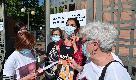 La rabbia dei parenti delle vittime Thyssen