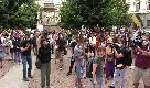 Scuola, a Milano in piazza contro linee guida Azzolina: