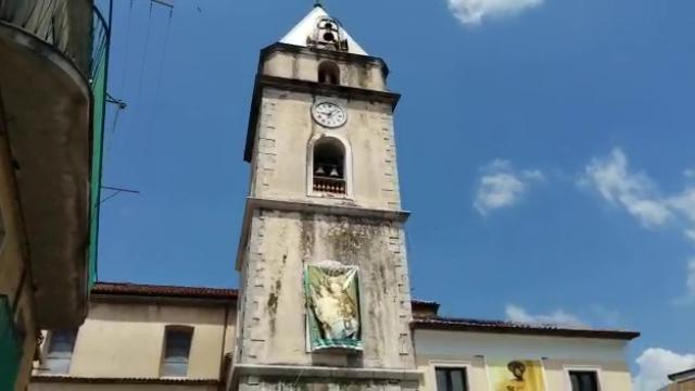 Ennio Morricone, in un paesino salernitano diffusa 'Mission' dai megafoni del campanile