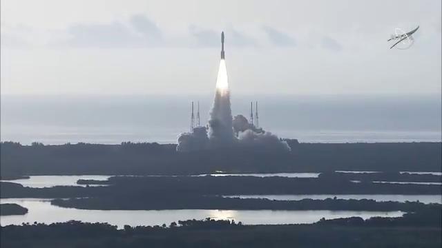 Perseverance, la missione Nasa in volo verso Marte