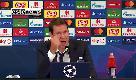 """Champions League, Lione elimina la Juve. L'urlo di Garcia: """"Amici romanisti ce l'abbiamo fatta"""""""