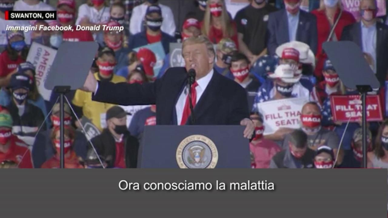 """Coronavirus, duro attacco di Trump alla Cina: """"Ha infettato il mondo, va punita"""""""