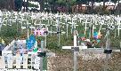 """Cimitero feti, esposto in Procura: """"Il nome sulla croce? È come scrivere assassina"""""""