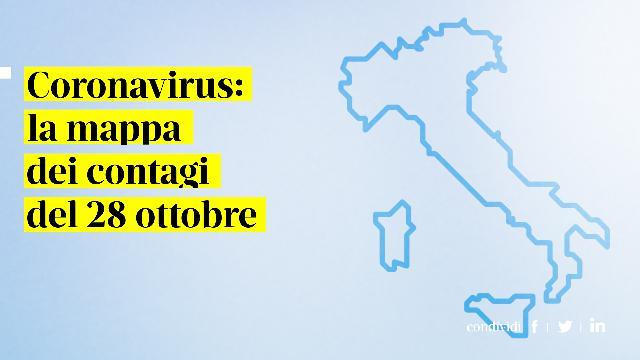 Coronavirus In Italia Il Bollettino Del 28 Ottobre I Nuovi Contagi Salgono A 24 991 Con Quasi 200mila Tamponi I Decessi Scendono A 205 La Stampa