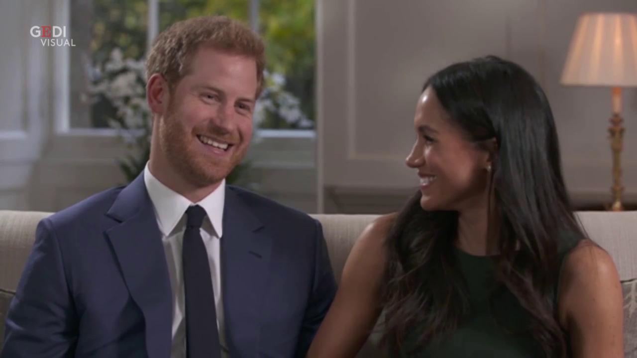 """Il principe Harry: """"Prima di conoscere Meghan non sapevo cosa fosse davvero il razzismo"""""""