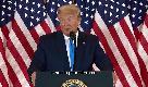 """Usa 2020, Trump: """"Abbiamo vinto, ma c'è una frode: ci rivolgeremo alla Corte Suprema"""""""