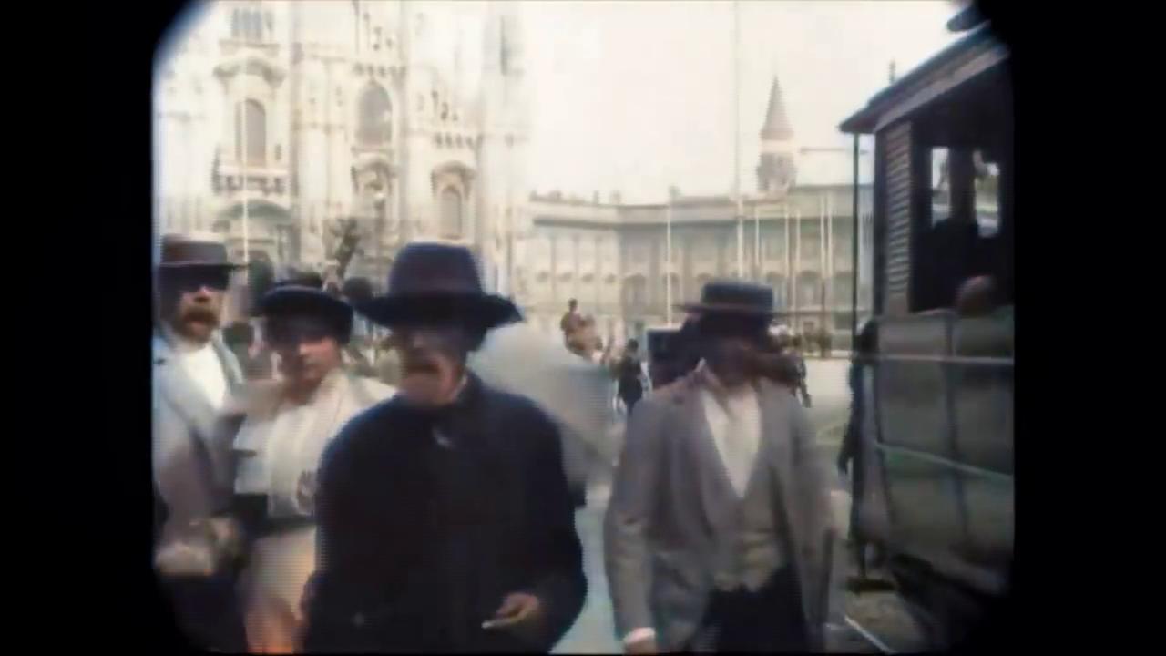 Com'erano Milano, Venezia e Livorno nel 1890? Le immagini diventano a colori grazie all'intelligenza artificiale