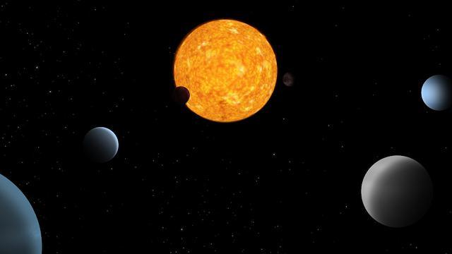 Scoperto un sistema solare governato dal caos che smentisce le teorie su orbite e masse dei pianeti