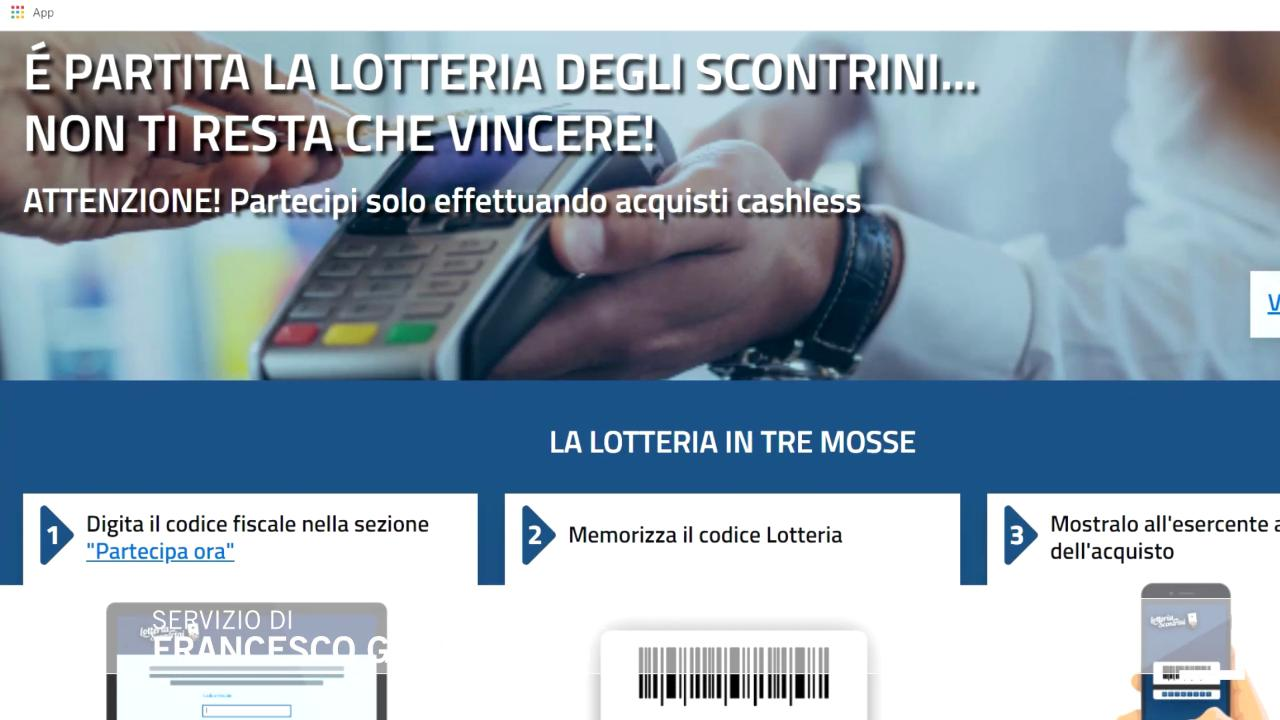 753871 thumb full 720 20210201 roma lotteria scontrini