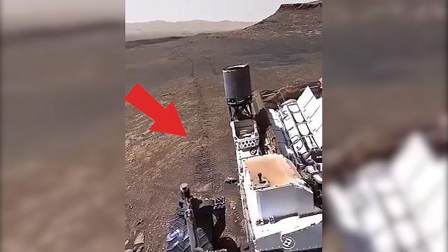 Marte, perché il primo video del rover Perseverance da milioni di visualizzazioni è un fake