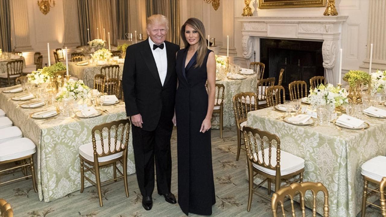 """Su un sito è possibile """"prenotare"""" Donald Trump e Melania per feste private"""
