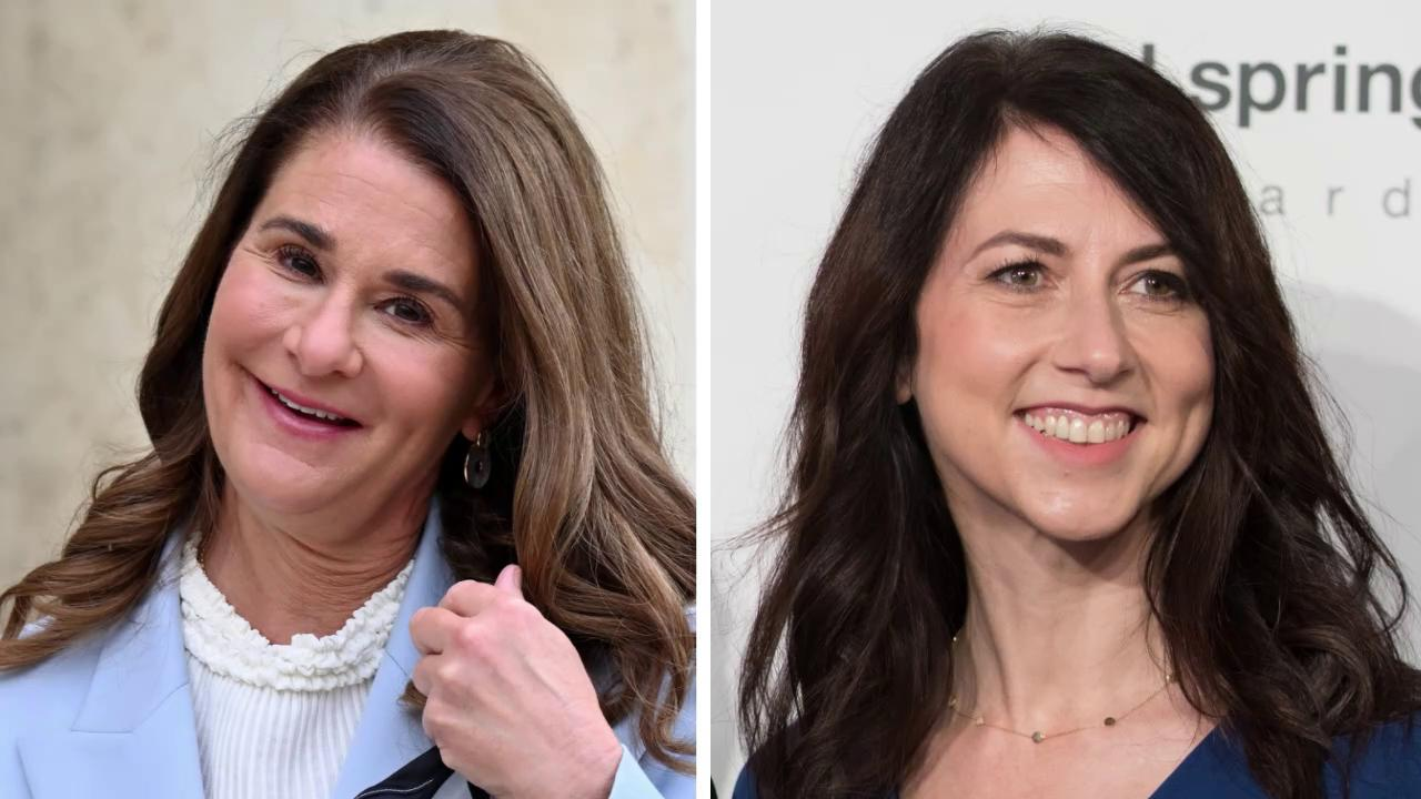 Usa, 40 milioni di dollari per le donne: la donazione di Melinda French Gates e MacKenzie Scott