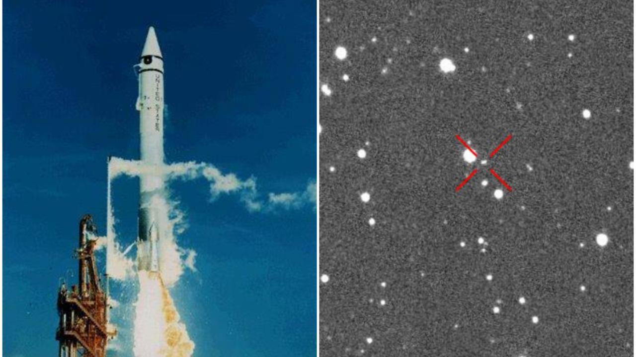 La storia del razzo disperso nello Spazio nel 1966. E che un giorno è tornato indietro
