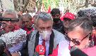 "Manifestazione ""Mai più fascismi"", Landini: ""Non è una piazza di parte, oggi difendiamo la libertà di tutti"""